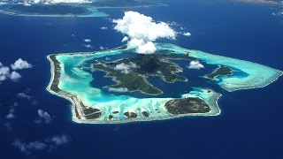❤  Miracle island of Bora Bora in the Pacific Ocean ❤ Simply fantastic! ツ  Остров Бора Бора