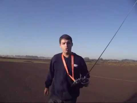 Phoda Yak 55 - Sylvio Dozzi Tezza - Terceiro voo