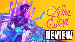 The Artful Escape Review - The Final Verdict (Video Game Video Review)