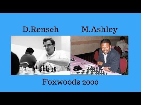 Danny Rensch vs Maurice Ashley (Foxwoods 2000) Trompowsky