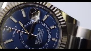 Watchfinder Comparing Rolex Oy…