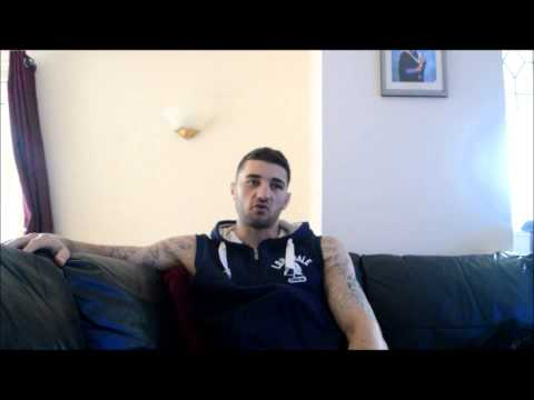 Nathan Cleverly post-Sergey Kovalev fight interview