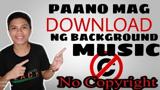 Download HOW TO DOWNLOAD NO COPYRIGHT BACKGROUND MUSIC   TUTORIAL