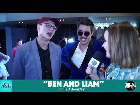 "ARIAs 2018: ""BEN AND LIAM"" (definitely the real Ben and Liam) Mp3"