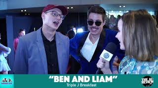 """Download ARIAs 2018: """"BEN AND LIAM"""" (definitely the real Ben and Liam)"""