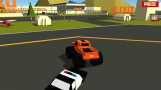 MONSTER TRUCK!! | Pako Car Chase