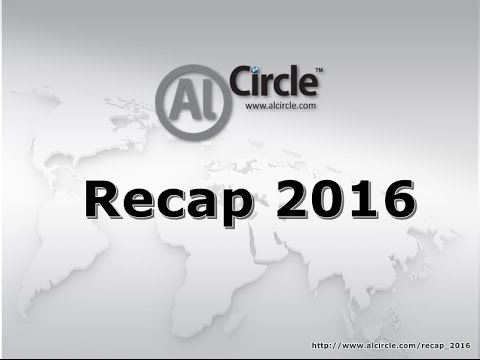 Recap 2016 - Top Aluminium Headlines 2016