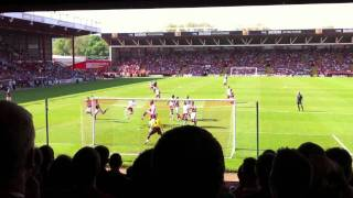 Bristol City 2 - 3 Nottingham Forest highlights