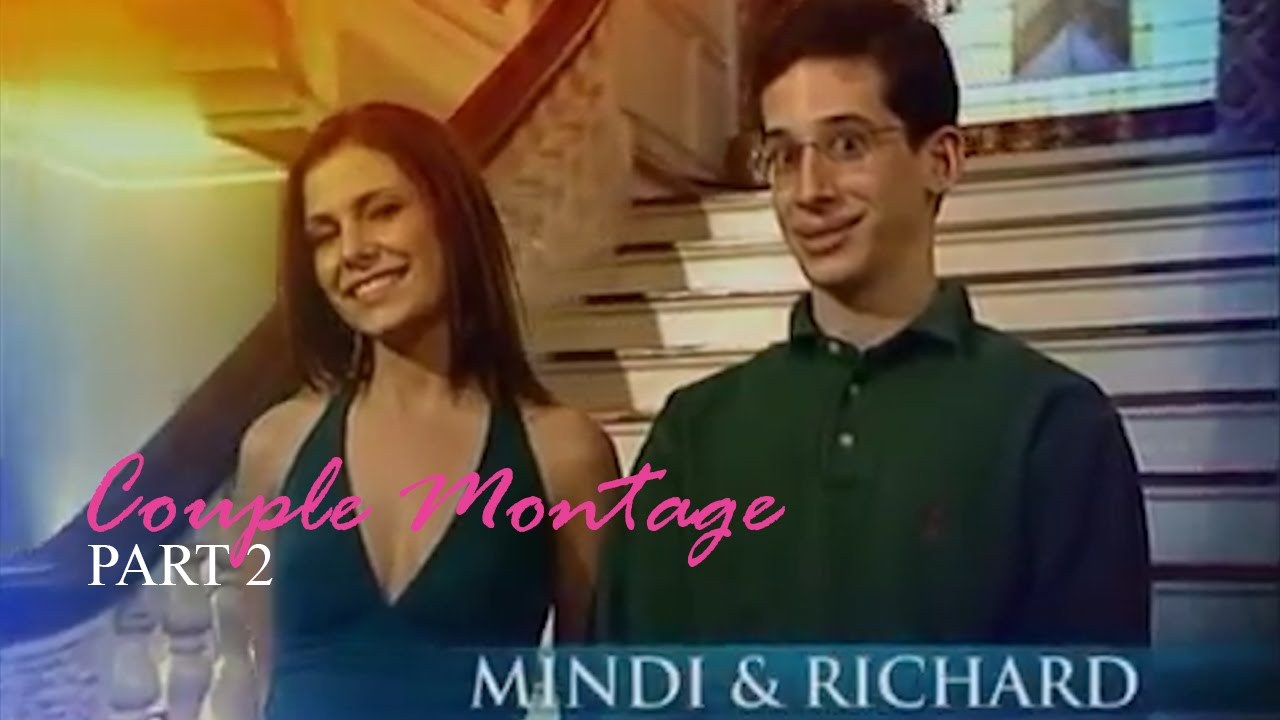 Couple Montage - Richard and Mindi Part 2 (Beauty and the Geek)