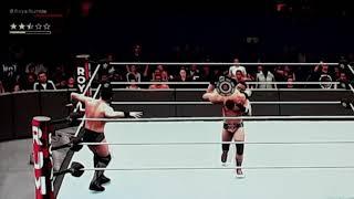 WWE Showdown I got beat John Cena 10 Man part 2##!!!