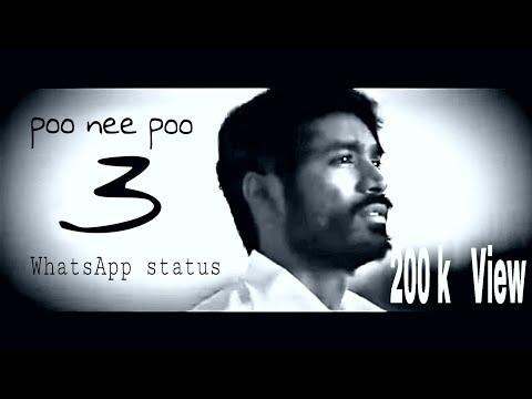 Poo nee poo song WhatsApp status love feel