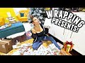 FAMILY, DO NOT WATCH! WRAP CHRISTMAS PRESENTS WITH ME!🎁 | Vlogmas day 18
