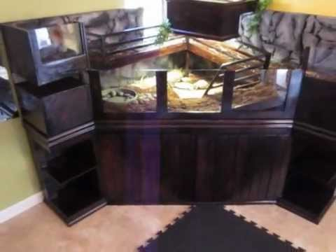 Tortoise Table - YouTube