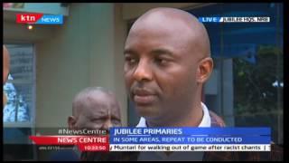 Muranga Aspirant Kembi Getura resigns from Jubilee giving Irungu Kang'ata a direct ticket