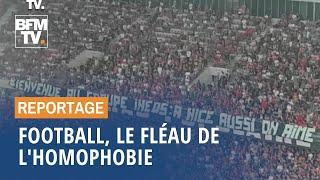 Football, le fléau de l'homophobie - 10/09
