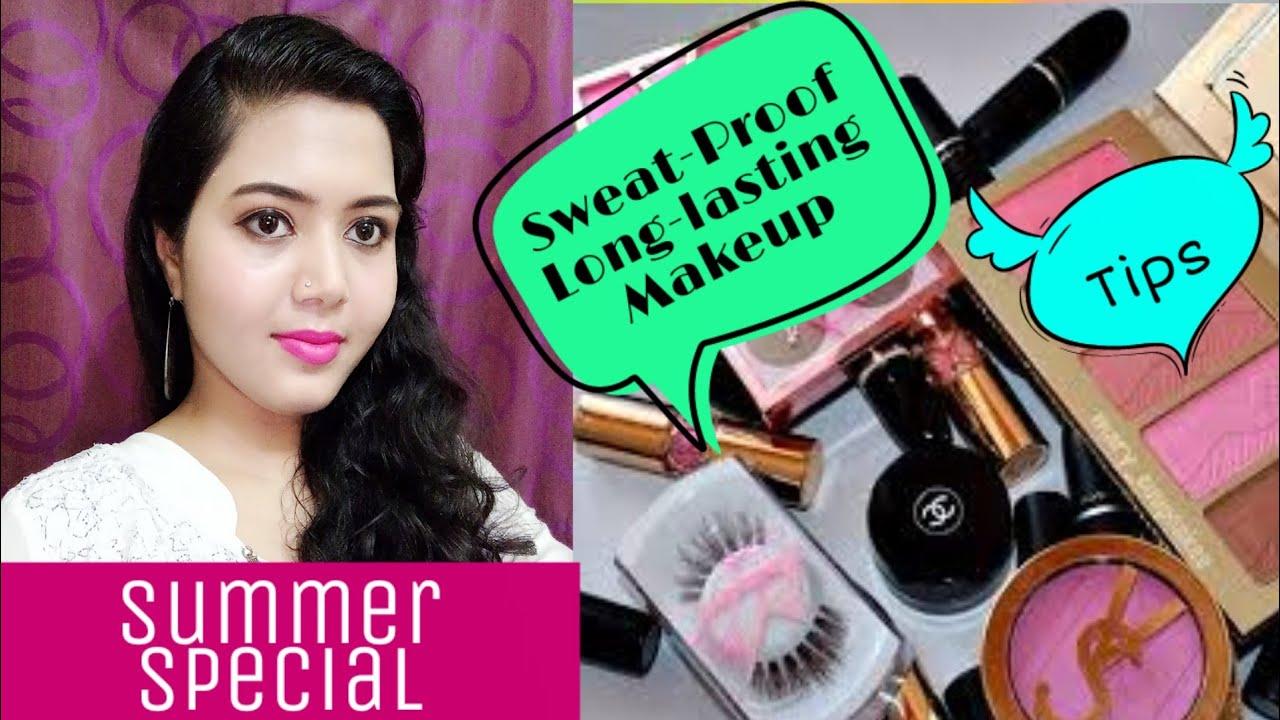 pics Long-Lasting Summer Makeup Tips AndTricks