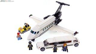 Baixar LEGO City Airport VIP Service review! 60102