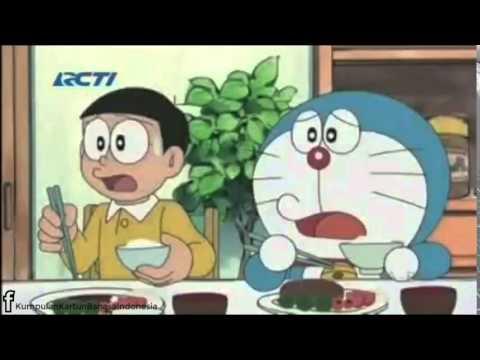 Doraemon Gian Menginap Bahasa Indonesia Youtube