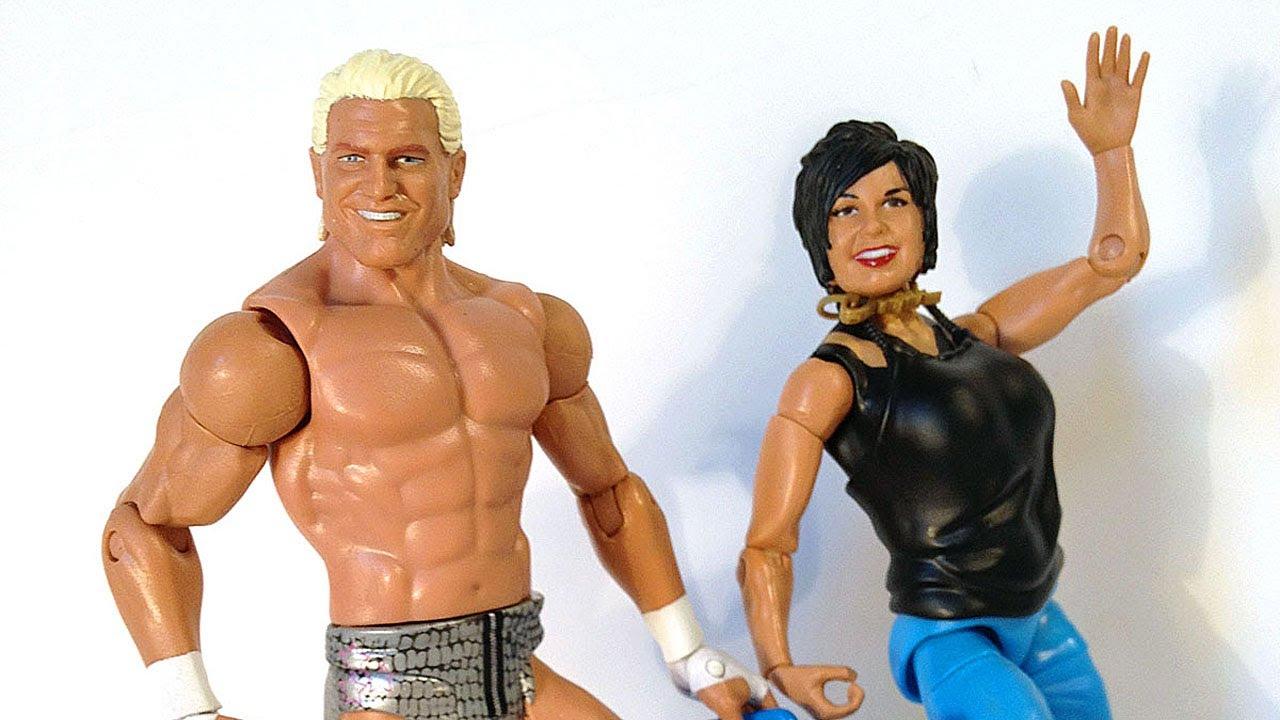 WWE DOLPH ZIGGLER /& VICKIE GUERRERO BATTLE PACK FIGURES *NEW*