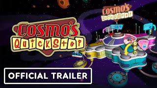 Cosmo's Quickstop - Official Launch Trailer