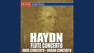 Concerto for Oboe and Orchestra in C Major, Hob. VII: I. Allegro Spiritoso