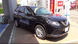 2015 NISSAN X-TRAIL HYBRID 20X ''Emergency Brake Package'' - Exterior & Interior