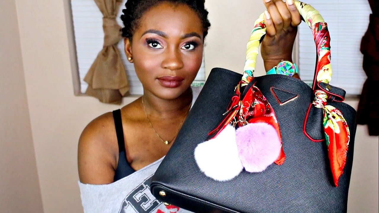 What s in my bag and mini Baginc review d9628e96664ae