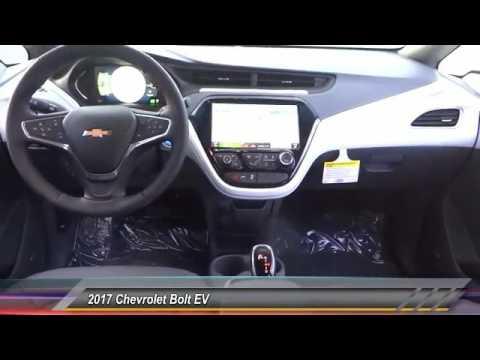 2017 Chevrolet Bolt EV SANTA ANA ORANGE ANAHEIM GARDEN GROVE