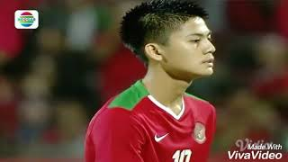 Gol cantik Rendy Juliansyah timnas u-16