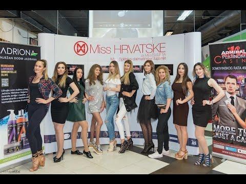Miss Splitsko-dalmatinske županije 2017: Predstavljanje natjecateljica