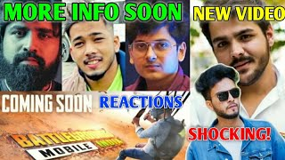 YouTubers React To PUBG - BATTLEGROUNDS Mobile India Announcement! | Ashish Chanchlani, Elvish Yadav