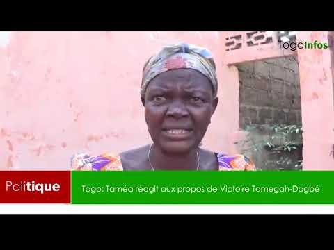Togo: Taméa réagit aux propos de Victoire Tomegah Dogbé