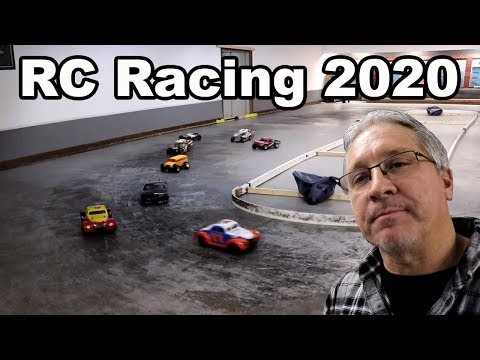 Happy New Year!!  RC Racing