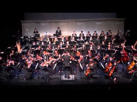 The Harker School Orchestra: Firebird by Igor Stravinsky