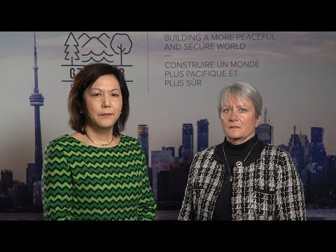 Gender Equality Advisory Council members talk about women in peace and security