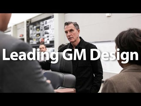 Leading GM Design - Autoline This Week 2205