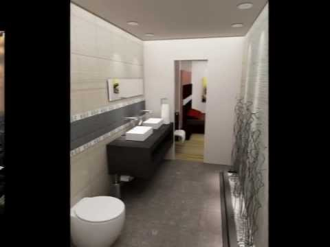 3d arquitectura dise o interiores ba os - Diseno banos 3d ...