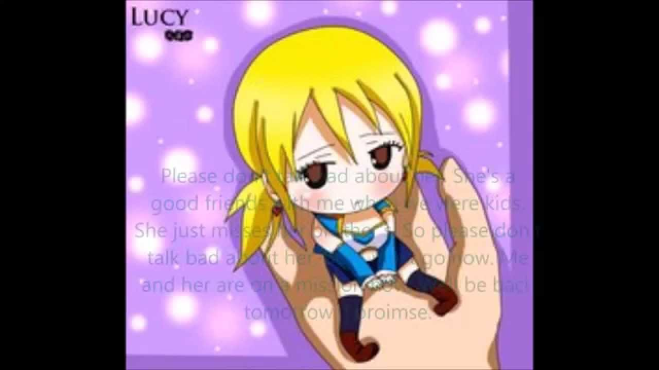 Fairy tail chat room
