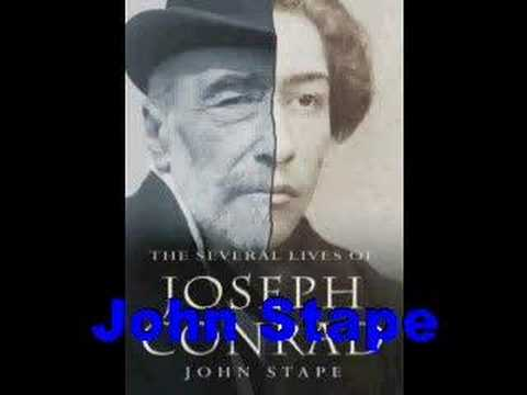 John Stape-The Several Lives of Joseph Conrad-interview