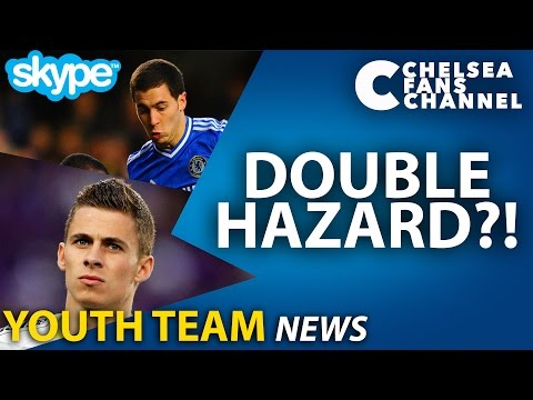 DOUBLE HAZARD IN THE SIDE?! - Skype Chat - Chelsea Youth Team