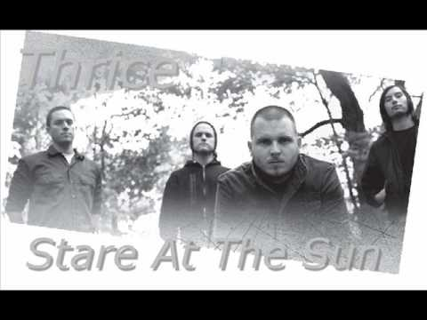 Thrice - Stare At The Sun (acoustic)