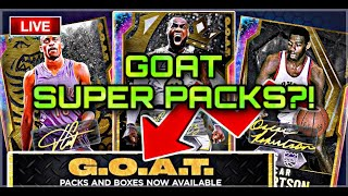 NEW LOCKERCODE! TAKEOVER & SHOWTIME PACKS! RONNIE SAYS GOATS FRIDAY? NBA 2K20 MYTEAM LIVE STREAM