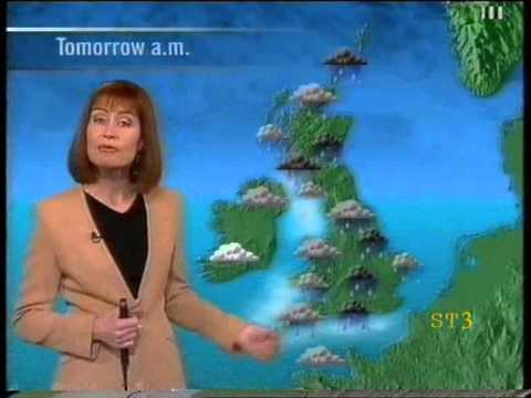 ITV National Weather 30-06-99