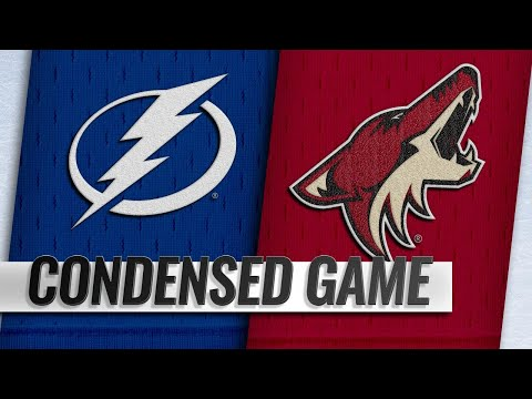 10/27/18 Condensed Game: Lightning @ Coyotes
