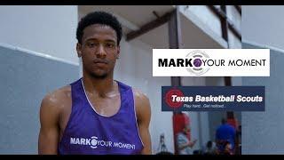 "Shawn Feggett C/O 2018 ""Mark Your Moment"" Basketball Showcase Highlights"