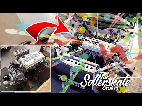 The Sollerskate Sessions - Engine Cranes Are Overrated