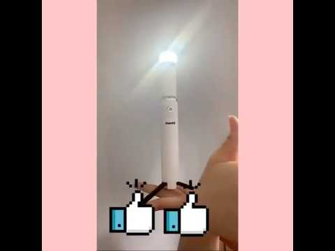 피넛 LED 조명 셀카봉 블링 리뷰영상! 가성비 최고 삼각대 셀카봉