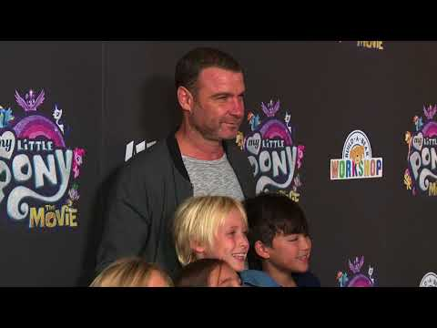 My Little Pony: The Movie || NY Special Screening  B Roll || SocialNews.XYZ