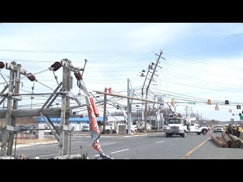 Storm Riley Kills at Least 7, Causing Widespread Power Outage in US Northeast