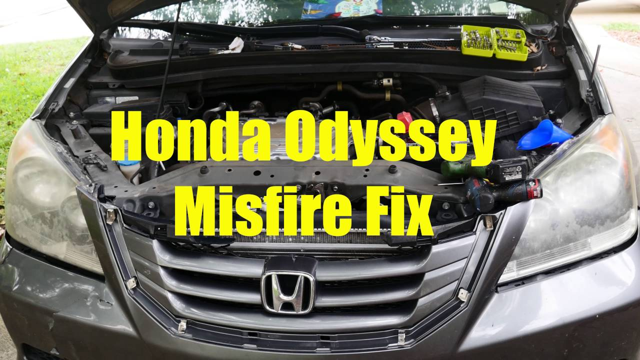 Honda Misfire Check Engine Light Flashing Tsa Light On Fix